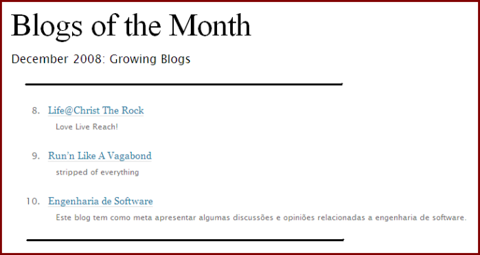 blogs-of-the-month